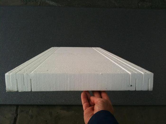утеплитель для пола по бетону в бане