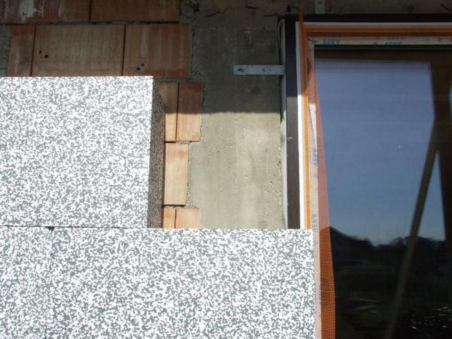 fațadă izolație bazalt