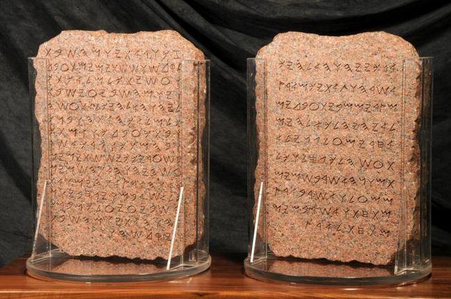 vechiul alfabet fenician