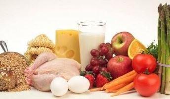 conținutul de vitamine în alimente