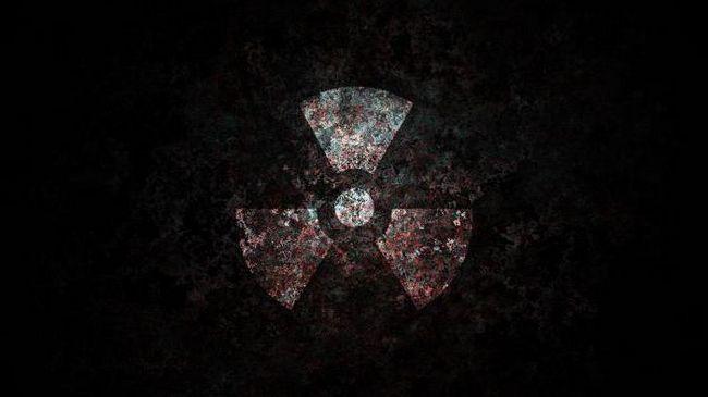 compoziția radiațiilor radioactive poate include
