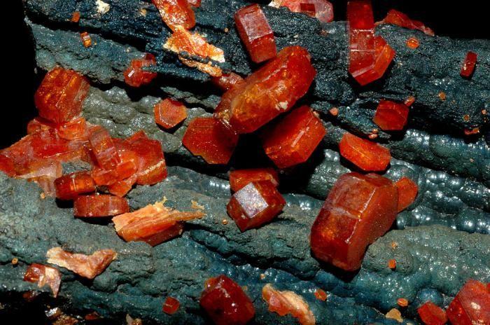 vanadiu element chimic valență