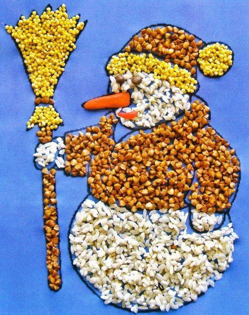 Variații de aplicații din cereale