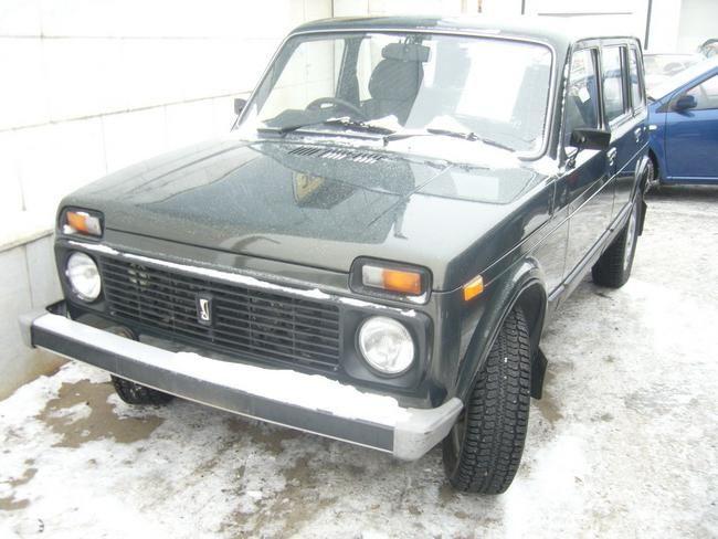 VAZ-2131 `Niva` - masina bugetară a capacității ridicate