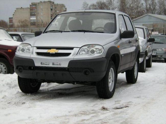 Vaz Niva Chevrolet