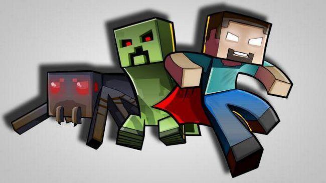 Minecraft Versiuni