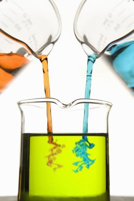 proprietățile chimice ale substanțelor