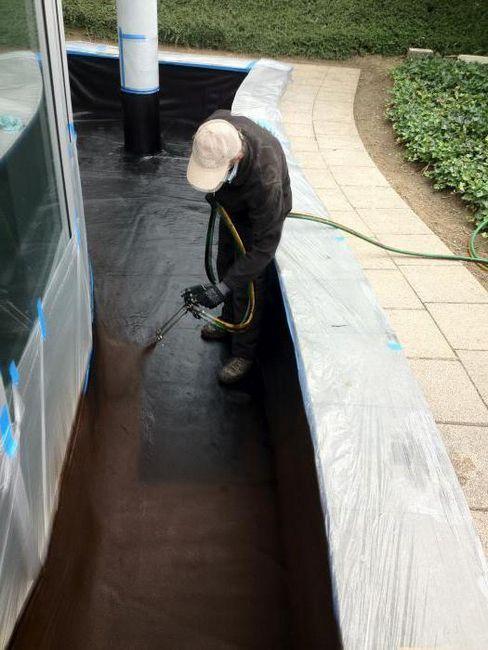 гидроизоляция ванны под плитку