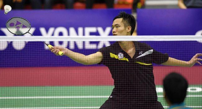 Masculin de badminton