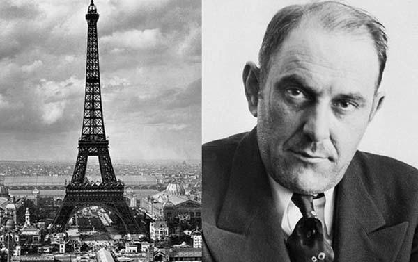 Victor Lustig a vândut Turnul Eiffel