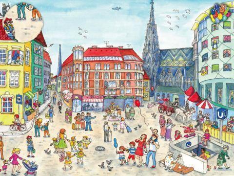 Wimmelbuch: ce este, descrierea, caracteristicile și tipurile