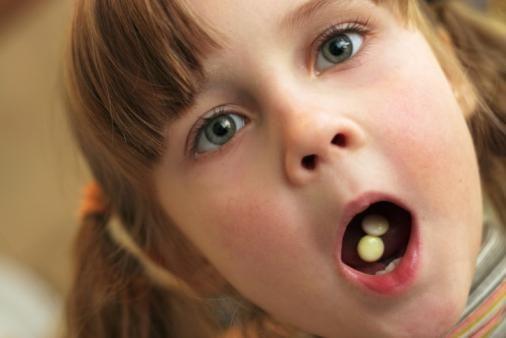 Vitamine pentru un copil de 3 ani