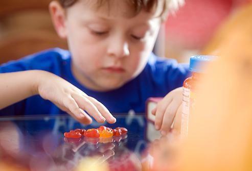 Ce vitamine: un copil de 3 ani?