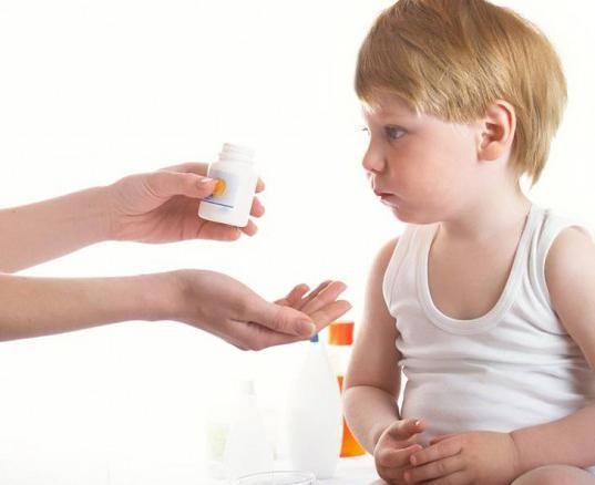 Vitamine pentru copii de la 3 ani: recenzii