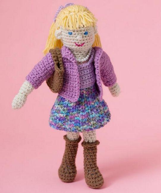 Tricotate - atât o jucărie, cât și o decorare interioară