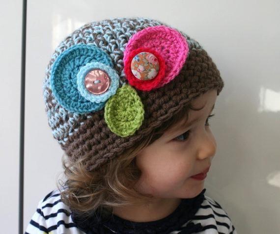 Tricotat: un capac pentru copii croșetate. Câteva idei