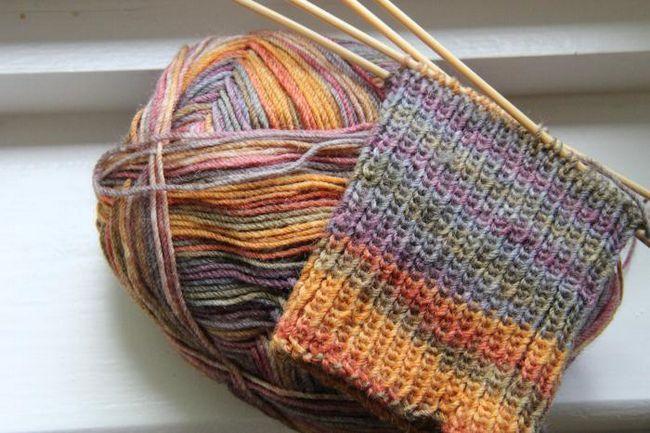 tricotat pentru șosete începători șosete acasă