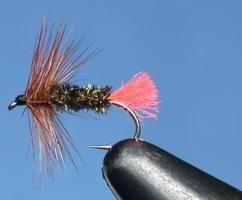 Tricotat zboară muste: elementele de bază