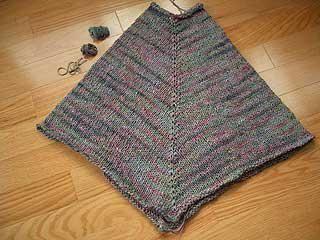 tricotate ponchos cu ace de tricotat cu descriere