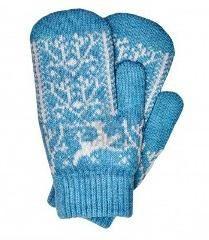 Mănuși tricotate
