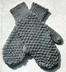 Mănuși de tricotat