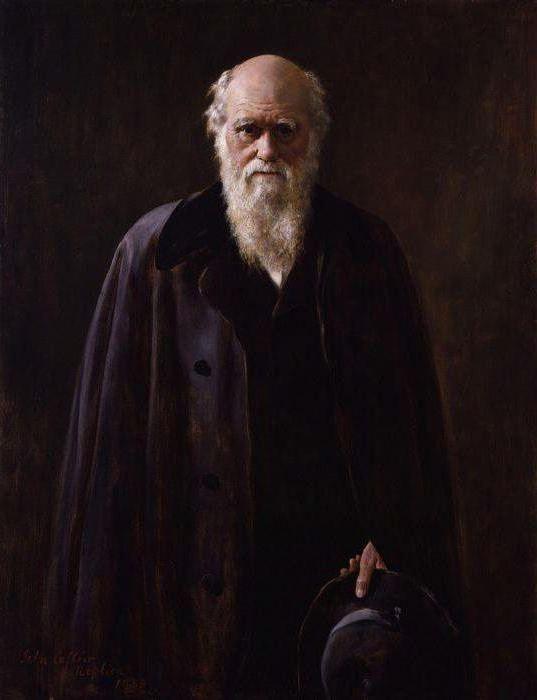 contribuția lui Darwin la dezvoltarea biologiei
