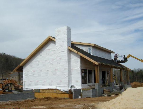 Opțiuni pentru finisarea exterioară a casei din panouri de sipci