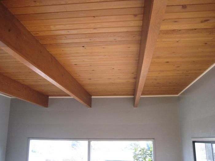 plafoane din lemn