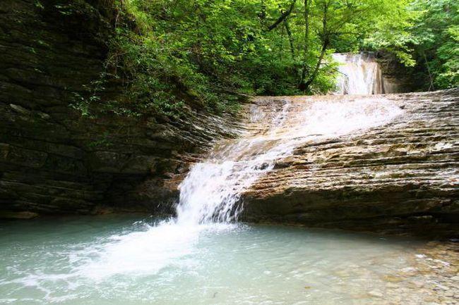 cascade Anapa