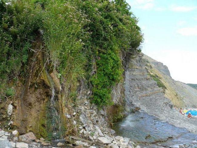 cascade Anapa cum să ajungă