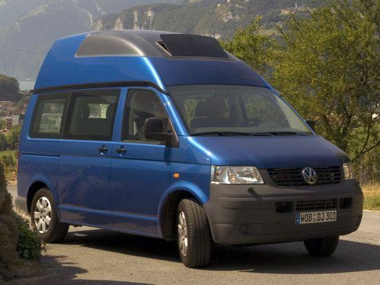 Volkswagen California: specificații și fotografii