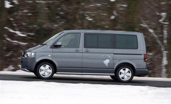 Volkswagen T5 - masina pentru viata