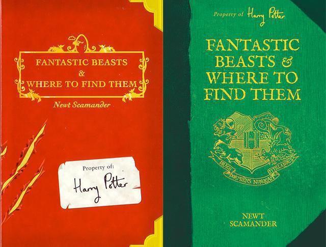 волшебные животные и места их обитания книга