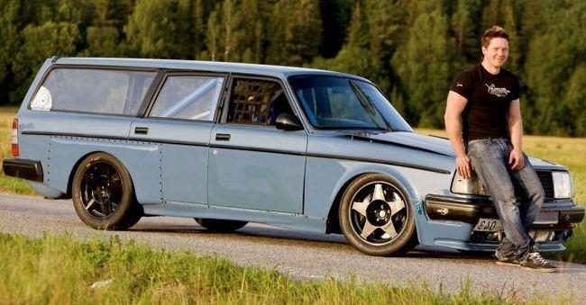 Volvo 245 - vagon excelent