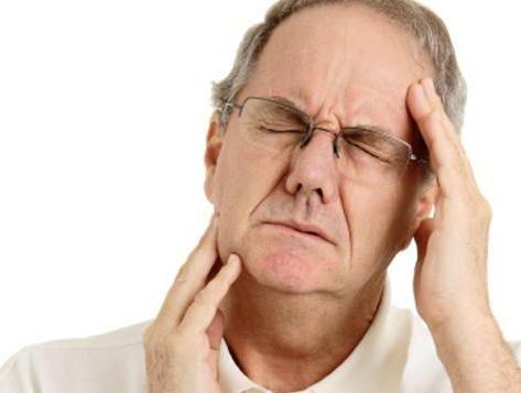 Inflamația articulației maxilare. simptome