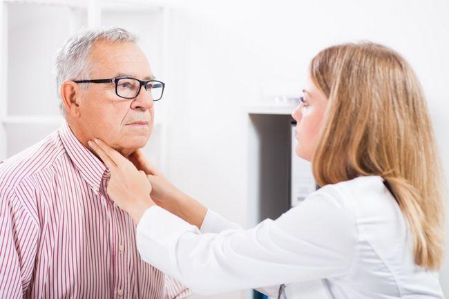 Recidivă leziuni ale nervilor laringiene
