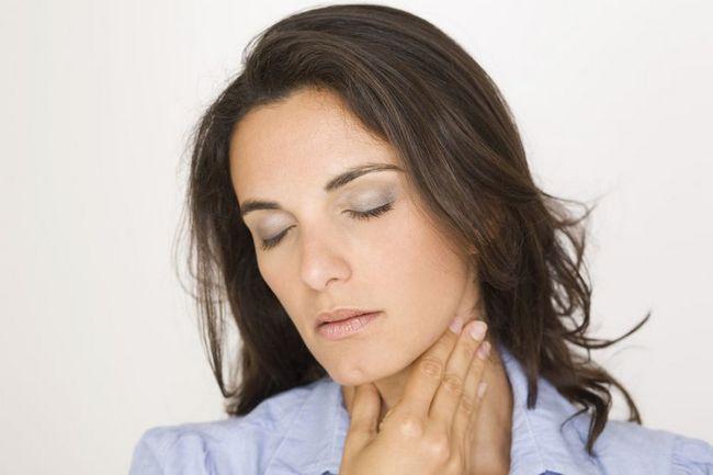 Tratamentul nervului laringian recurent