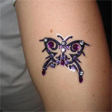 decât puteți face un tatuaj temporar