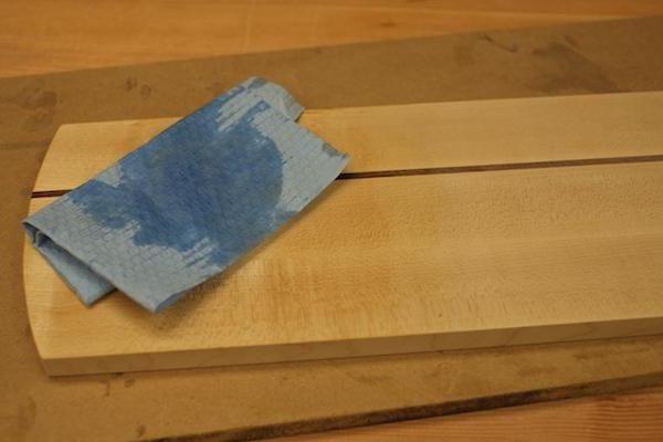 placă din lemn
