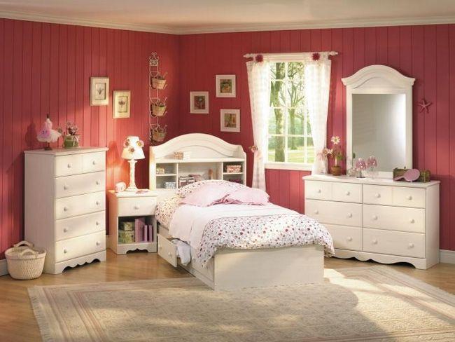 mobilier pentru fată adolescentă