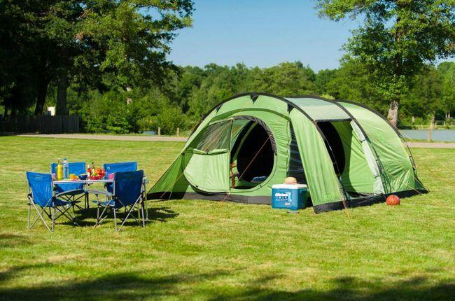 Alegerea unui cort de camping