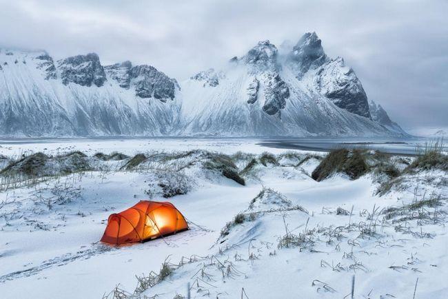 Alegerea unui cort pentru turism
