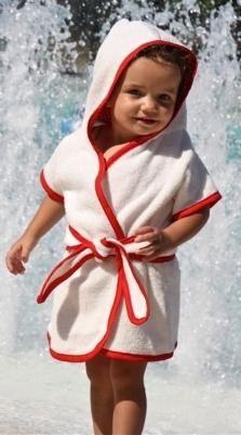 o halat pentru copii