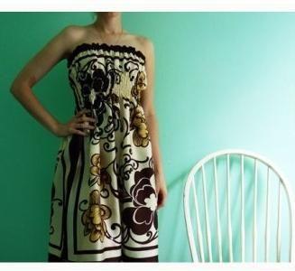 Modele de rochie de vară și sarafane