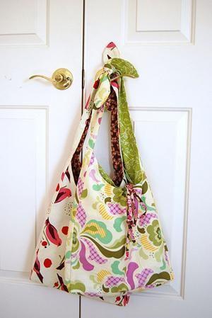 Выкройка сумки: шьем новый аксессуар за один вечер!
