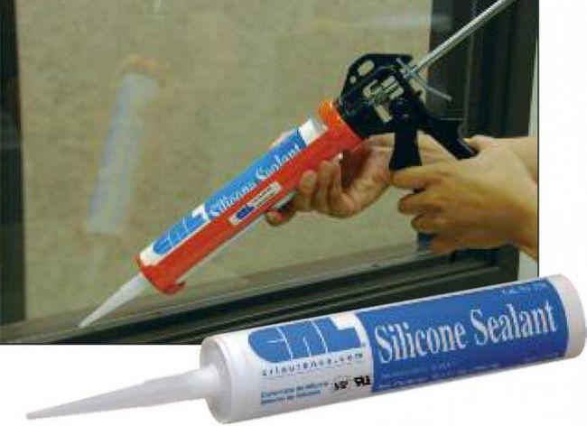 silicon de înaltă temperatură de etanșare