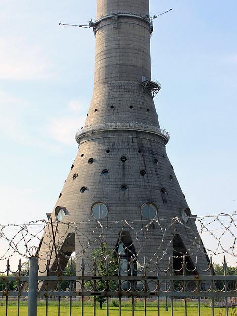 Cati metri sunt inaltimea Turnului Ostankino?