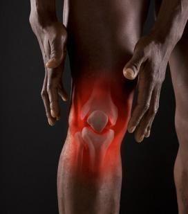tratamentul articulației genunchiului