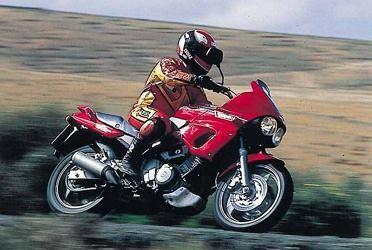 Yamaha TDM 850 - universalitate în primul rând