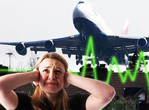 poluarea sonoră a mediului